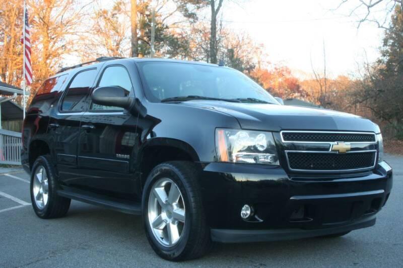 2012 Chevrolet Tahoe for sale at Peach State Motors Inc in Acworth GA