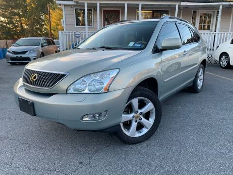 2007 Lexus RX 350 for sale at Georgia Car Shop in Marietta GA