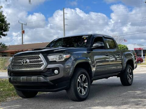 2017 Toyota Tacoma for sale at Auto Direct of South Broward in Miramar FL