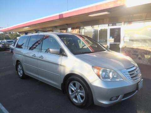 2009 Honda Odyssey for sale at Auto 4 Less in Fremont CA