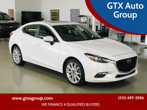 2017 Mazda MAZDA3 for sale at GTX Auto Group in West Chester OH