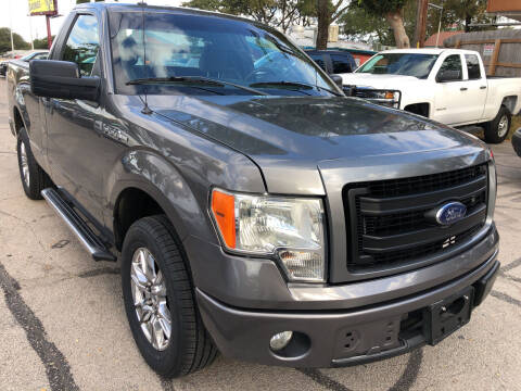 2013 Ford F-150 for sale at PRESTIGE AUTOPLEX LLC in Austin TX
