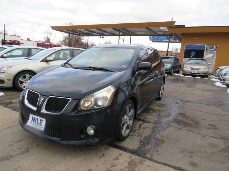 2010 Pontiac Vibe for sale at Nile Auto Sales in Denver CO