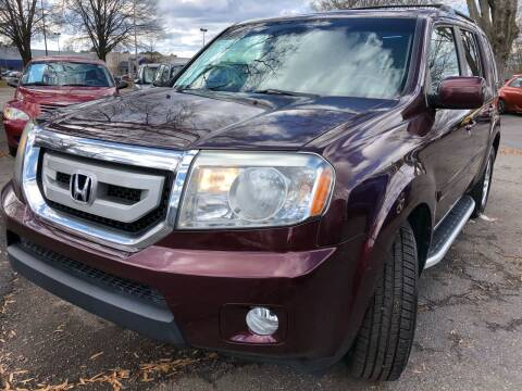 2009 Honda Pilot for sale at Atlantic Auto Sales in Garner NC