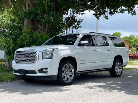 2015 GMC Yukon XL for sale at Auto Direct of South Broward in Miramar FL