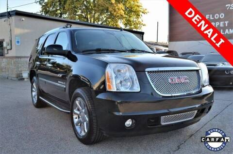2009 GMC Yukon for sale at LAKESIDE MOTORS, INC. in Sachse TX