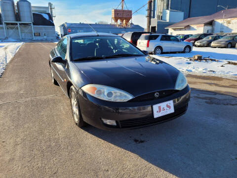 2002 Mercury Cougar for sale at J & S Auto Sales in Thompson ND
