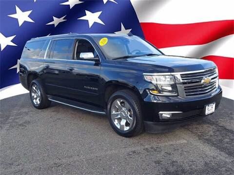 2016 Chevrolet Suburban for sale at Gentilini Motors in Woodbine NJ