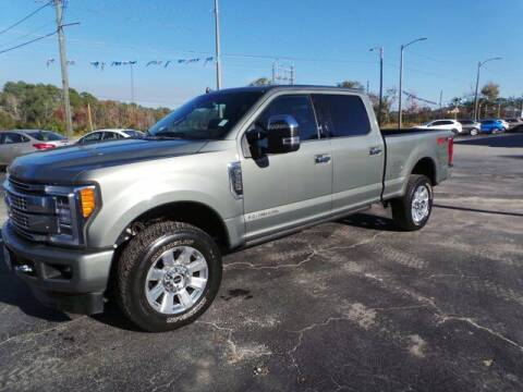2019 Ford F-350 Super Duty for sale at TIMBERLAND FORD in Perry FL