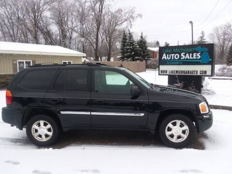 2007 GMC Envoy for sale at Lake Michigan Auto Sales & Detailing in Allendale MI