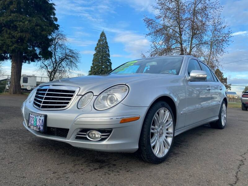2008 Mercedes-Benz E-Class for sale at Pacific Auto LLC in Woodburn OR