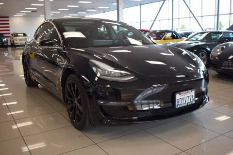2018 Tesla Model 3 for sale at Legend Auto in Sacramento CA