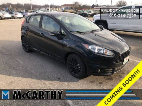 2019 Ford Fiesta for sale at Mr. KC Cars - McCarthy Hyundai in Blue Springs MO