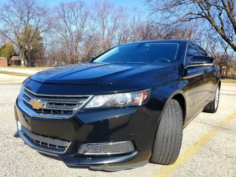 2014 Chevrolet Impala for sale at Future Motors in Addison IL