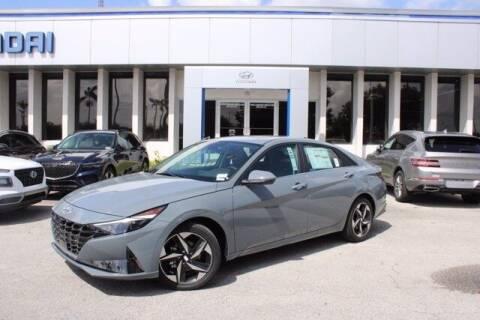 2022 Hyundai Elantra Hybrid