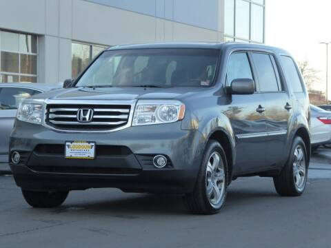 2012 Honda Pilot for sale at Loudoun Motor Cars in Chantilly VA