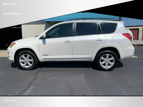 2012 Toyota RAV4 for sale at Buddy's Auto Inc in Pendleton, SC
