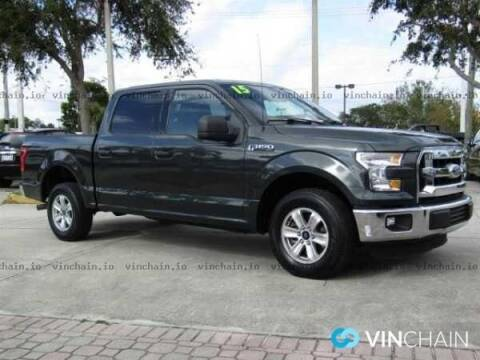 2015 Ford F-150 for sale at Empire Automotive Group Inc. in Orlando FL