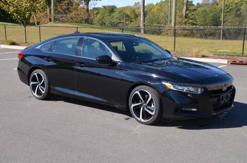 2018 Honda Accord for sale at Lenders Auto Group in Hillside NJ