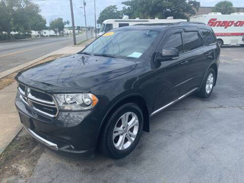 2011 Dodge Durango for sale at LEE AUTO SALES & SERVICE INC in Valdosta GA