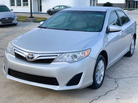 2012 Toyota Camry for sale at Max Quality Auto in Baton Rouge LA
