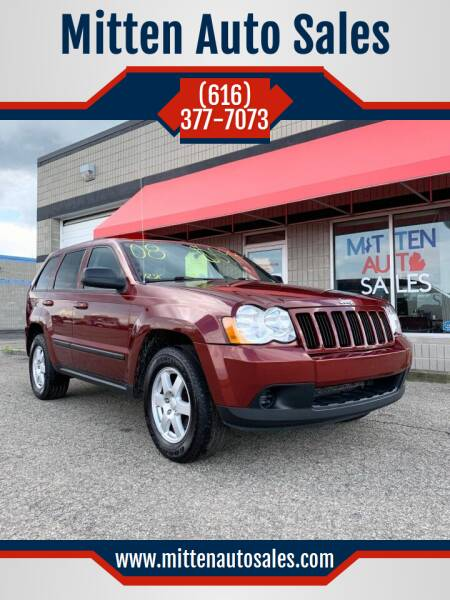 2008 Jeep Grand Cherokee for sale at Mitten Auto Sales in Holland MI
