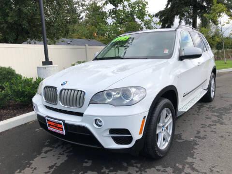 2013 BMW X5 for sale at Matthews Motors LLC in Auburn WA