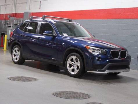 2015 BMW X1 for sale at CU Carfinders in Norcross GA