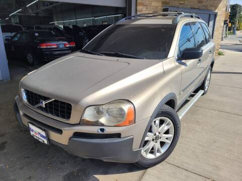 2003 Volvo XC90 for sale at Car Planet Inc. in Milwaukee WI