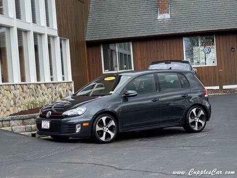 2012 Volkswagen GTI for sale at Cupples Car Company in Belmont NH