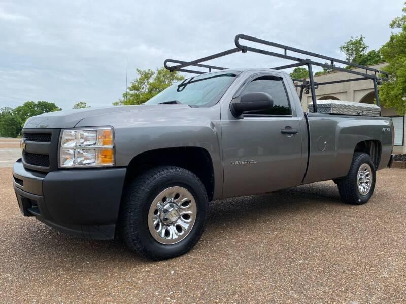 2013 Chevrolet Silverado 1500 for sale at DABBS MIDSOUTH INTERNET in Clarksville TN
