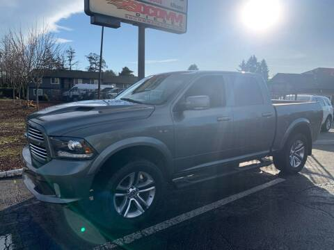 2013 RAM Ram Pickup 1500 for sale at South Commercial Auto Sales in Salem OR