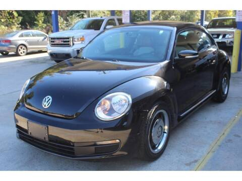 2015 Volkswagen Beetle for sale at Inline Auto Sales in Fuquay Varina NC