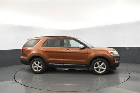 2017 Ford Explorer for sale at Tim Short Auto Mall in Corbin KY