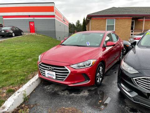 2017 Hyundai Elantra for sale at Santa Motors Inc in Rochester NY