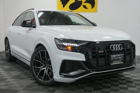 2021 Audi SQ8 for sale at Carousel Auto Group in Iowa City IA