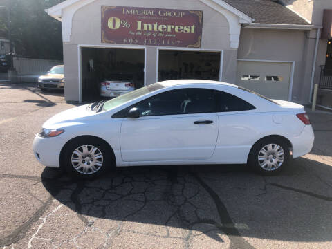 2008 Honda Civic for sale at Imperial Group in Sioux Falls SD