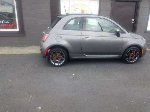 2013 FIAT 500 for sale at Bonney Lake Used Cars in Puyallup WA