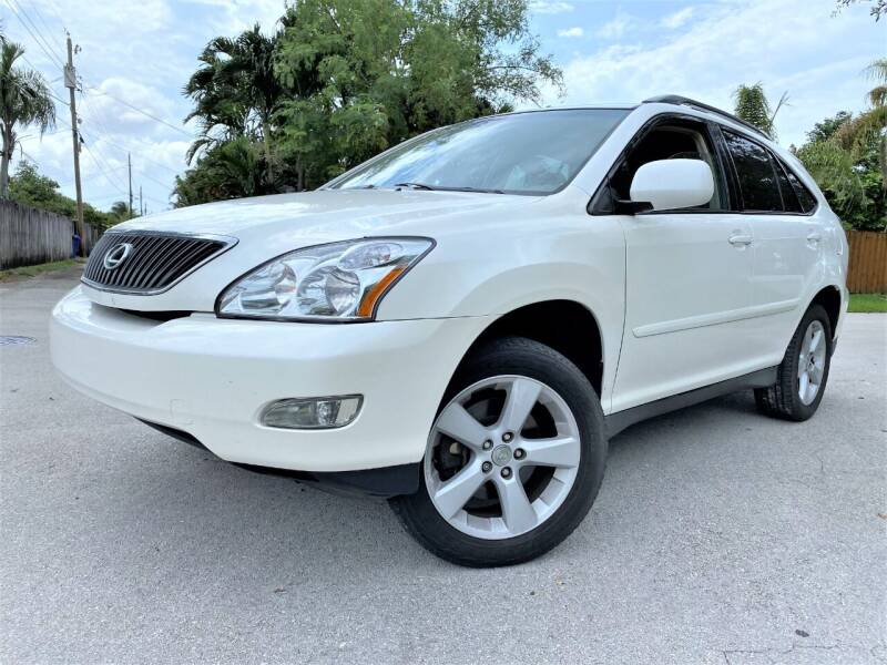 2006 Lexus RX 330 for sale at LESS PRICE AUTO BROKER in Hollywood FL