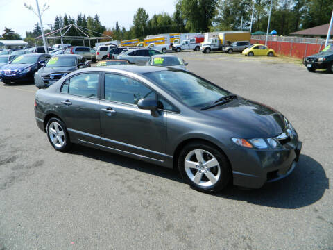 2011 Honda Civic for sale at J & R Motorsports in Lynnwood WA