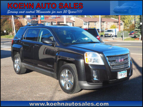2014 GMC Terrain for sale at Koehn Auto Sales in Lindstrom MN