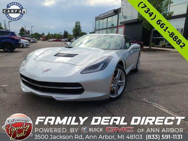 2015 Chevrolet Corvette for sale in Ann Arbor, MI