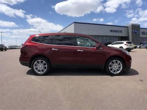 2015 Chevrolet Traverse for sale at Schulte Subaru in Sioux Falls SD