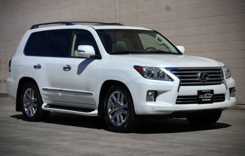 2013 Lexus LX 570 for sale at MS Motors in Portland OR