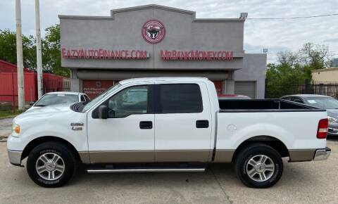 2006 Ford F-150 for sale at Eazy Auto Finance in Dallas TX