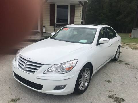 2010 Hyundai Genesis for sale at Southtown Auto Sales in Whiteville NC