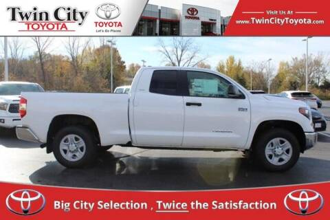 2021 Toyota Tundra for sale at Twin City Toyota in Herculaneum MO