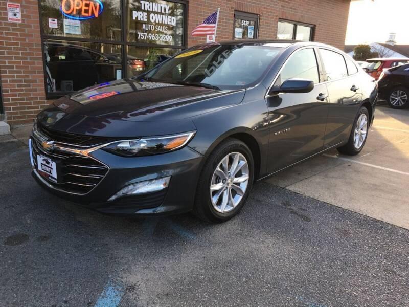 2019 Chevrolet Malibu for sale at Bankruptcy Car Financing in Norfolk VA