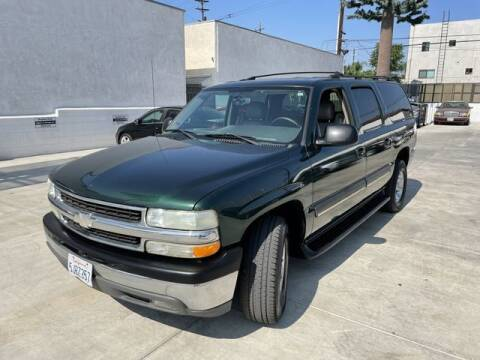 2003 Chevrolet Suburban for sale at Hunter's Auto Inc in North Hollywood CA
