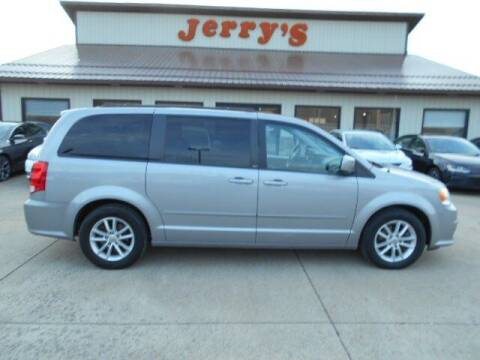 2014 Dodge Grand Caravan for sale at Jerry's Auto Mart in Uhrichsville OH